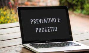 Preventivo-progetto C.A.T. sistemi di sicurezza - Torino e provincia
