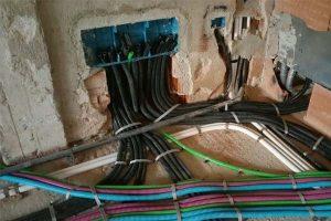 predisposizione impianti elettrici civili industriali C.A.T. sistemi di sicurezza - Torino e provincia