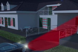 protezione perimetrale barriere sensori C.A.T. sistemi di sicurezza - Torino e provincia