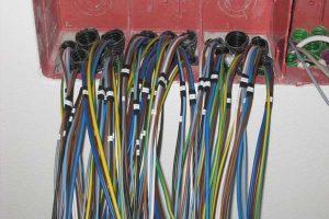 Realizzazione impianto elettrico C.A.T. sistemi di sicurezza - Torino e provincia