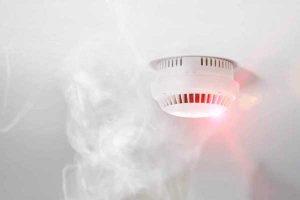 rilevazione fumo - C.A.T. sistemi di sicurezza - Torino e provincia