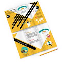 stampa-pieghevoli-depliant-brochure C.A.T. sistemi di sicurezza - Torino e provincia