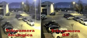 telecamera-analogica-vs-HD C.A.T. sistemi di sicurezza - Torino e provincia