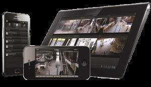visione remota telecamere C.A.T. sistemi di sicurezza - Torino e provincia